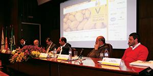 Inovação e competitividade nas V Jornadas Técnicas da Batata